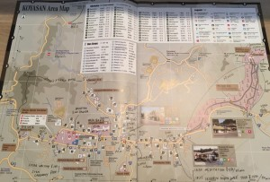 Mt Koya Map