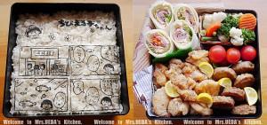 お弁当や料理の写真2