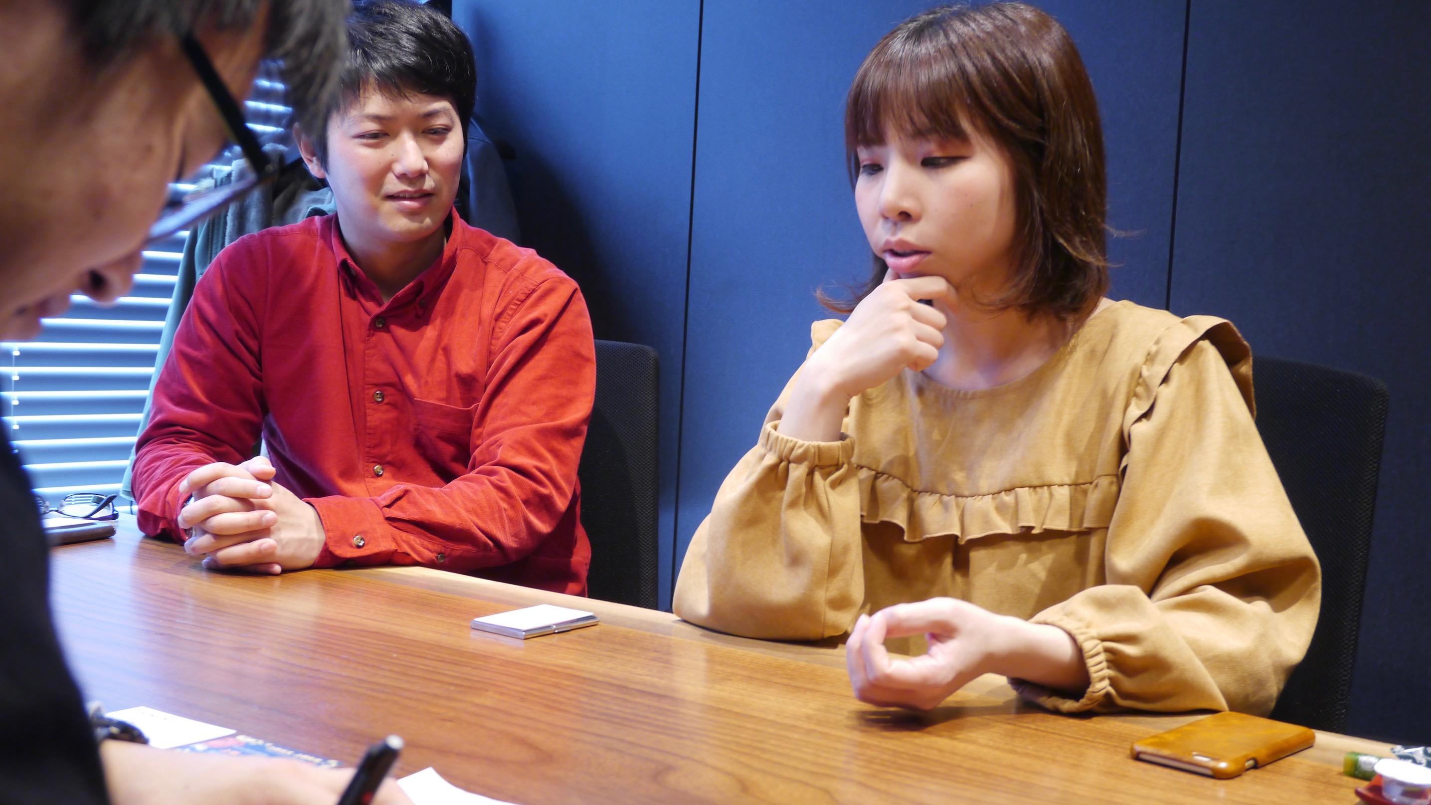 Mrs Ueda Interview